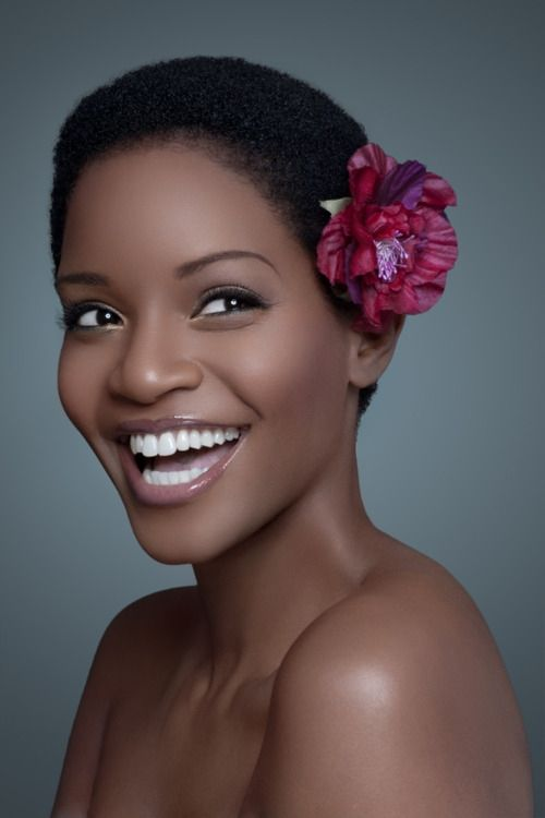 Being A Natural Is Am Amazing Thing An Important Aspect To Eco And Conscious Black Women HairstylesShort