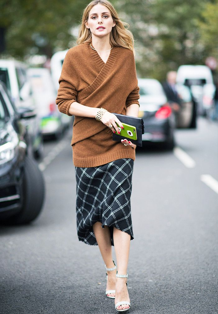 How to Look Chicer Every Day, According to Olivia Palermo's Style via @WhoWhatWearUK