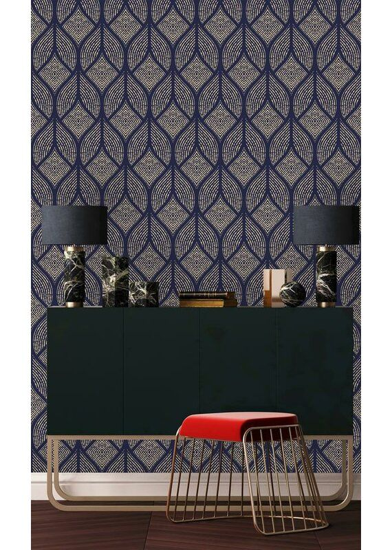 Costa Removable 6 25 L X 25 W Peel And Stick Wallpaper Roll In 2021 Wall Decor Bedroom Peel And Stick Wallpaper Dining Room Accents