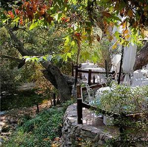 Inn of the Seventh Ray in Topanga Canyon, CA #topanga
