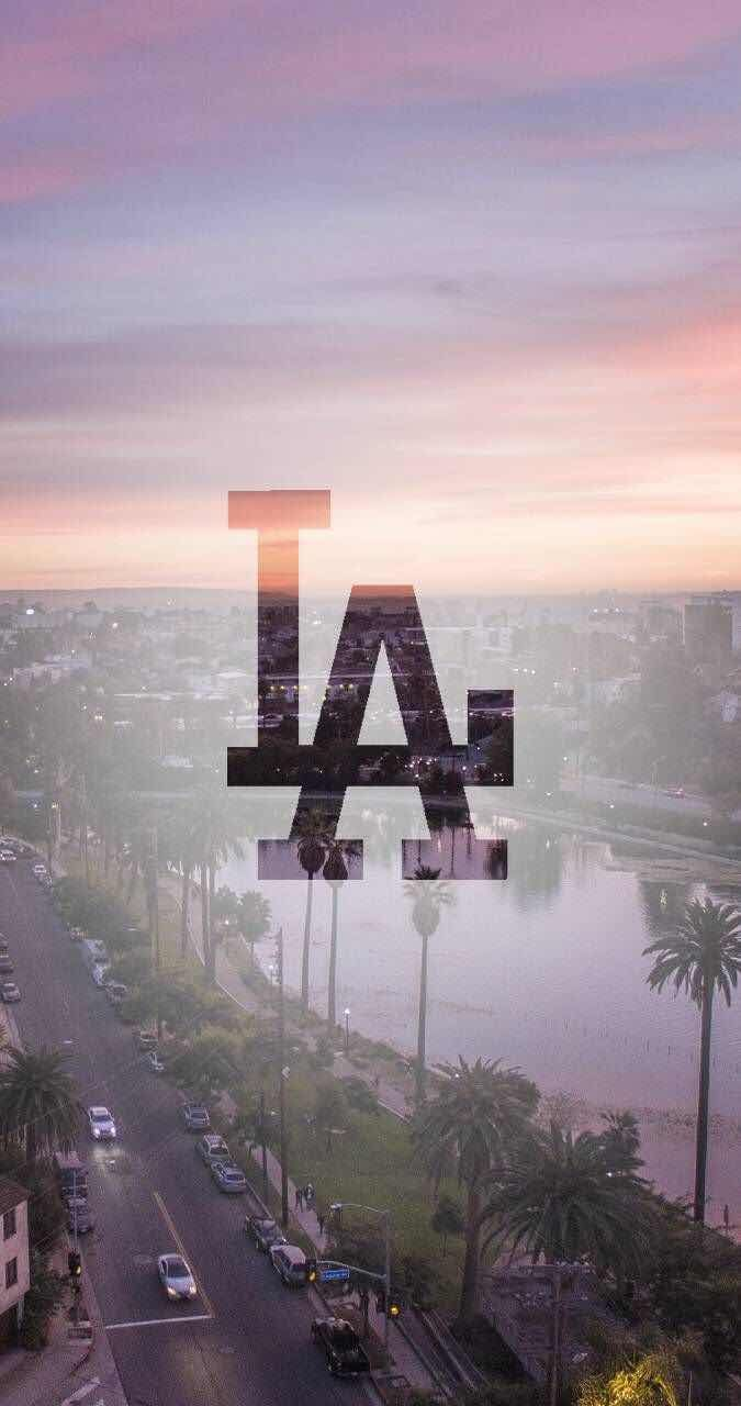 Iphone And Android Wallpapers Los Angeles Wallpaper For Iphone And Android Fond D Ecran Telephone Paysage Nuit Fond Ecran Paysage