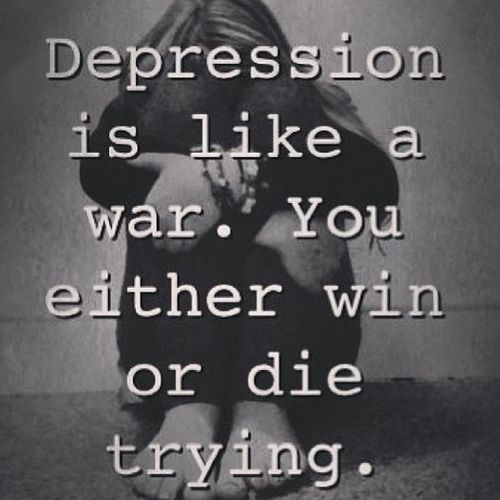 35 Wonderful Collection Of Best Sad Quotes: 17 Best Fighting Depression Quotes On Pinterest