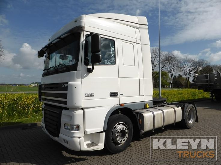 For sale: Used and second hand - Tractor unit DAF XF 105.460 #trucks at #kleyntrucks