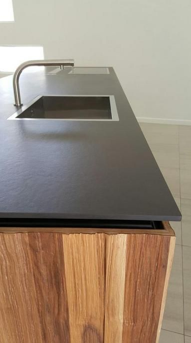 dekton avis free awesome conception et ralisation cuisine alno design plan de travail dekton. Black Bedroom Furniture Sets. Home Design Ideas