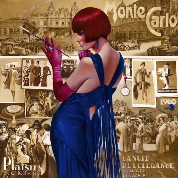 Monte Carlo - The Golden Age ... Viatcheslav Plotnikov. Diskussion om LiveInternet - Russisk service Online Diaries