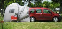 C-tech: Campingvan - Minicamper - Heckzelt, Tunnelzelt für Kleintransporter, Minivans, Großraumlimousinen, Geländewagen