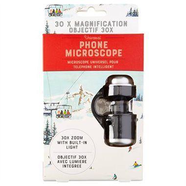 Stocking Stuffer! Indigo Phone Microscope Price: $7.50