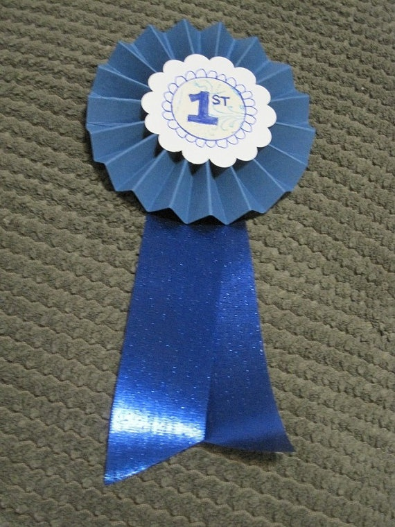 1st Place Blue Ribbon Award 3.75$ artpixie.etsy.com