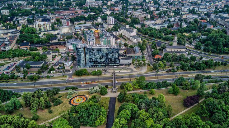 Poland, Lodz, Toya, Hotel