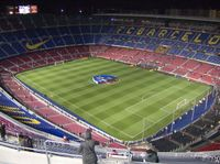 FC Barcelona Football Stadium Tour and Museum Tickets #campnou #barcelona