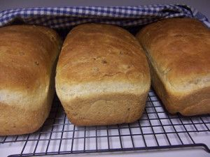 Hensperger Sprouted Wheat Bread