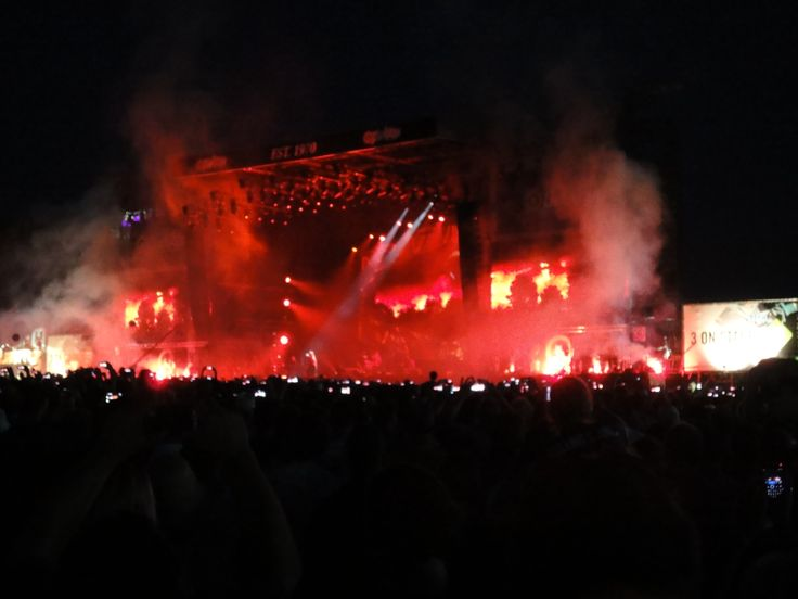 The Rolling Stones - Pinkpop 2014