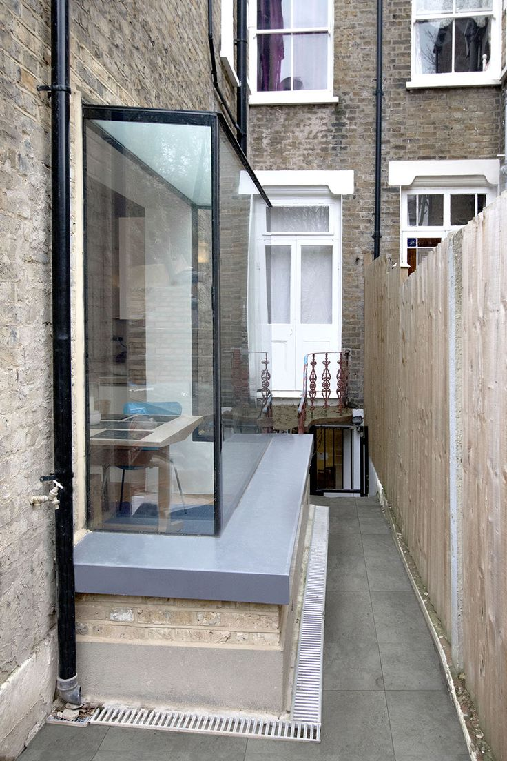 Contemporary Extension Period House London Google Search