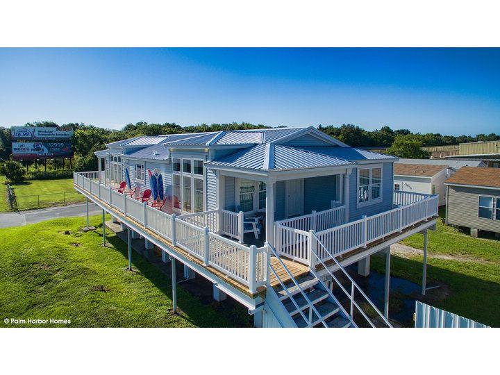 Image Result For Stilt Homes Bonita Springs Mobile Home House Stilts