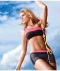 Sexier by Summer: Beach Body Workout Plan Part 2  Tone your belly, butt, and thighs for summer with this total-body workout plan.