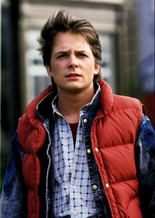 Marty McFly in Back To The Future | TheTake