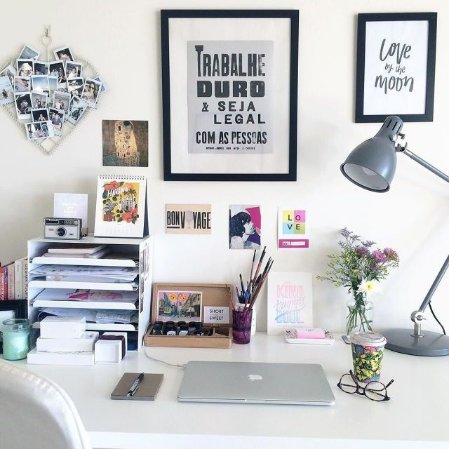 Study Room Decoration Diy: 1000+ Ideas About Study Tables On Pinterest