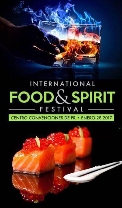 International Food & Spirit Festival #sondeaquipr #internationalfoodspiritsfest #centroconvencionespr #sanjuan
