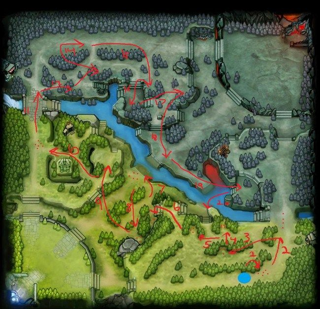 Dota 2 Carry Player S Guide By Poison Mushroom With Images