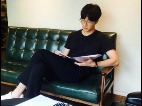 Jung Il Woo at script reading drama 'The Greatest One-Sided Love No One ...