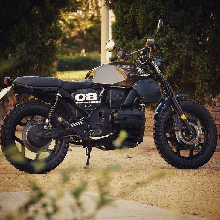 48 best bmw k75 k100 scrambler images on pinterest. Black Bedroom Furniture Sets. Home Design Ideas
