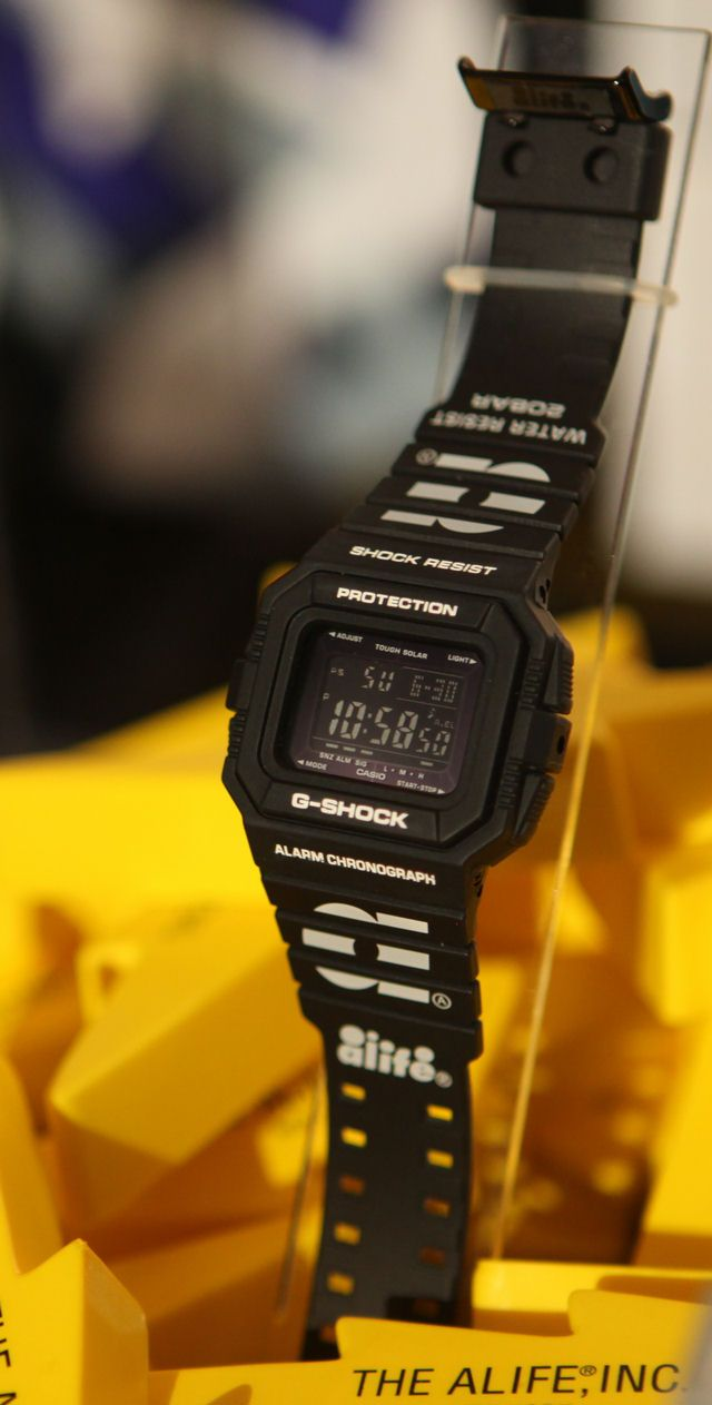 ALIFE x G-Shock Collaboration G5500AL
