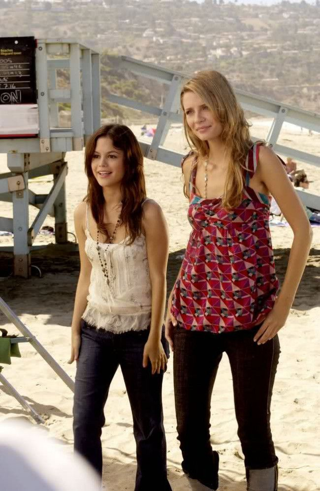 The seven fashion lessons we learned from The OC<3