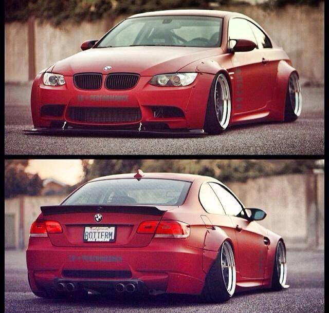 Bmw Z4 Red: 10+ Images About Slammed BMW On Pinterest