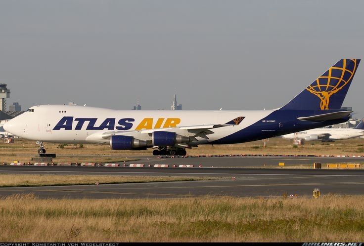 Boeing 747-47UF/SCD - Atlas Air   Aviation Photo #4491591   Airliners.net