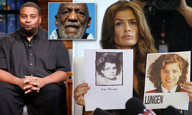 Kenan Thompson shares Cosby's odd sex advice, three more victims talk #DailyMail | These are some of the Stories. See the rest @ http://twodaysnewstand.weebly.com/mail-onlinecom