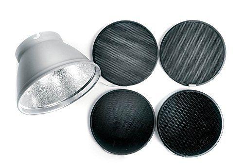Elinchrom Complete Grid Reflector Set 21cm (EL26051) Elin...