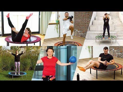 bellicon Home - Die Trampolin-Trainingsplattform   bellicon Deutschland - YouTube