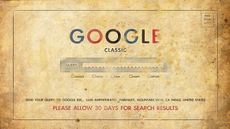 Google Classic Wallpaper HD