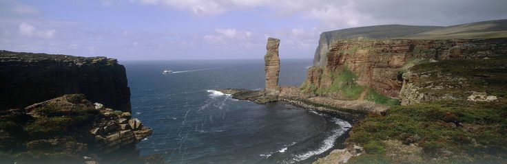 ISLAND OF HOY  unrivalled walking and hiking experience with Walkabout Scotland