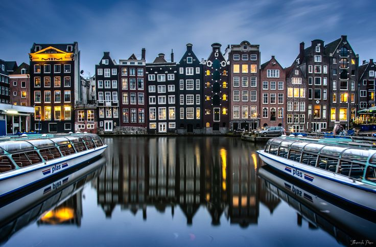 Amsterdam by Thrasivoulos Panou on 500px