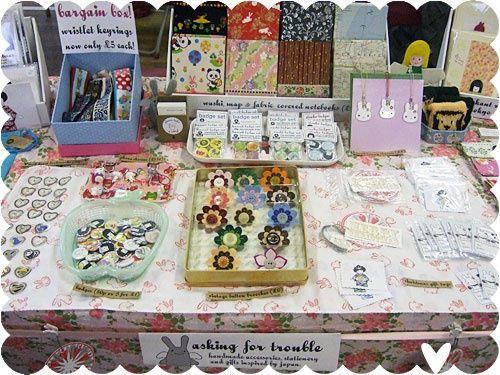 craft fair table ideas craft show table ideas