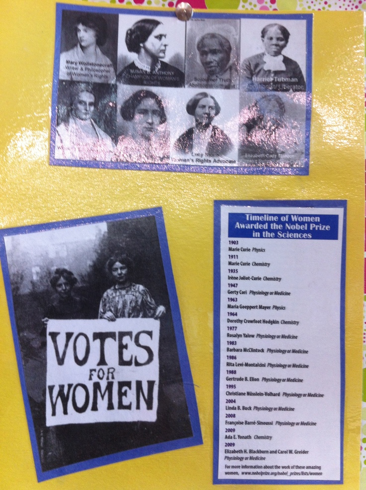 Minimalist Classroom History : Images about women s history month on pinterest