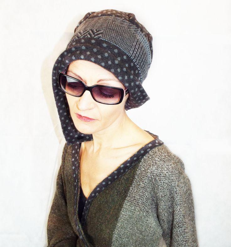 Hat - Ghinè lana cotta mod. Bretone