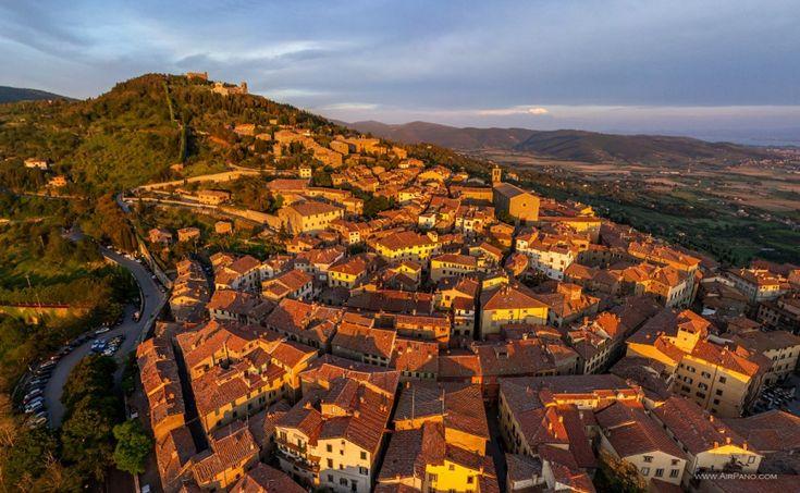 Cortona Il mondo dall'alto: foto panoramiche da togliere il fiato - Focus.it