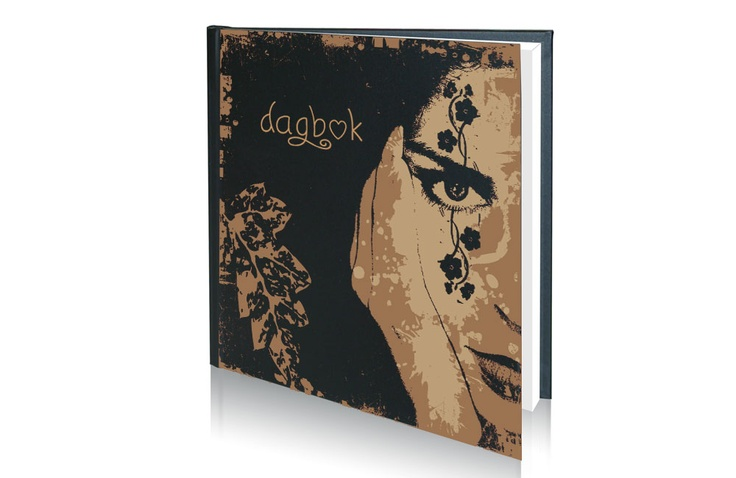 20x20-Kull-X-Book-Dagbok trykket med cpm transferpapir http://www.themagictouch.no