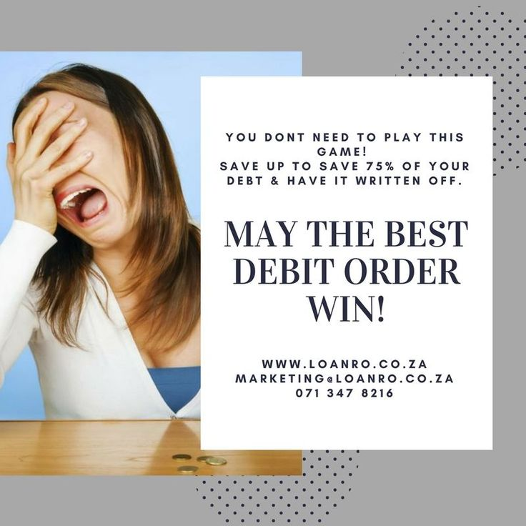 Sitting with your hands in your hair as soon as month end comes closer? We can help you become Debt free. http://insolvency-specialists.co.za/?utm_content=buffer9e194&utm_medium=social&utm_source=pinterest.com&utm_campaign=buffer