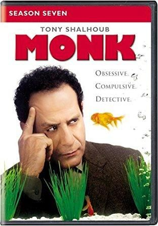 Tony Shalhoub & Traylor Howard - Monk: Season 7