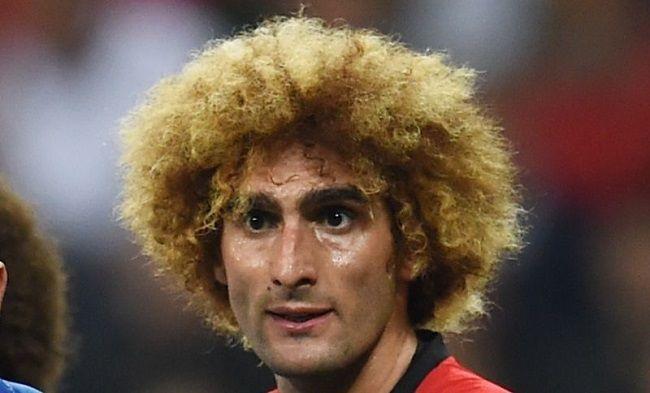 Marouane Fellaini najdziwniejsze fryzury piłkarzy #fellaini #funny #smieszne #futbol #sport #sports #pilkanozna #futbol #soccer #hair #hairstyle