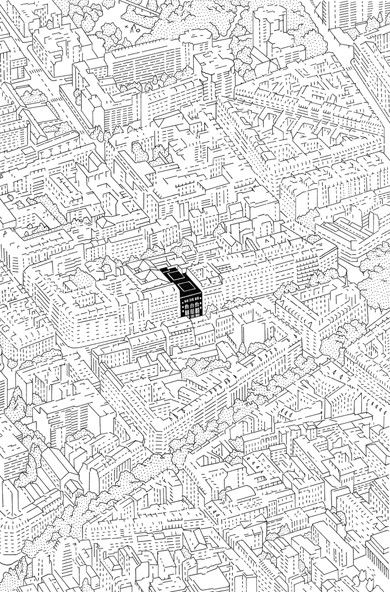 Réinventer Paris : Éva Le roi