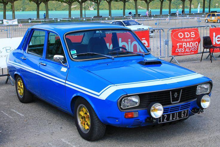 Starring: Renault R12 Gordini (by alex73s)
