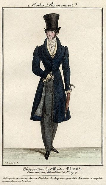 107 Best 1820s 1830s Men Images On Pinterest Fashion Men