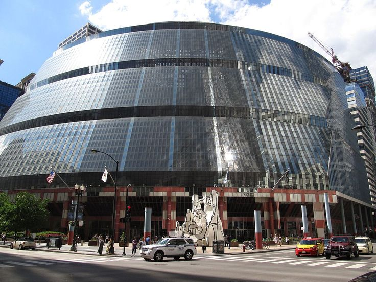 James R. Thompson Center, Chicago, Illinois (9179428785) - James R. Thompson Center - Wikipedia