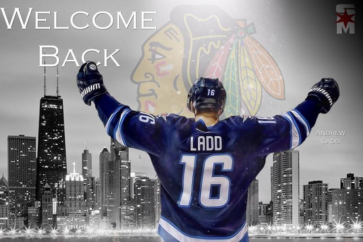 Andrew Ladd Welcome Back