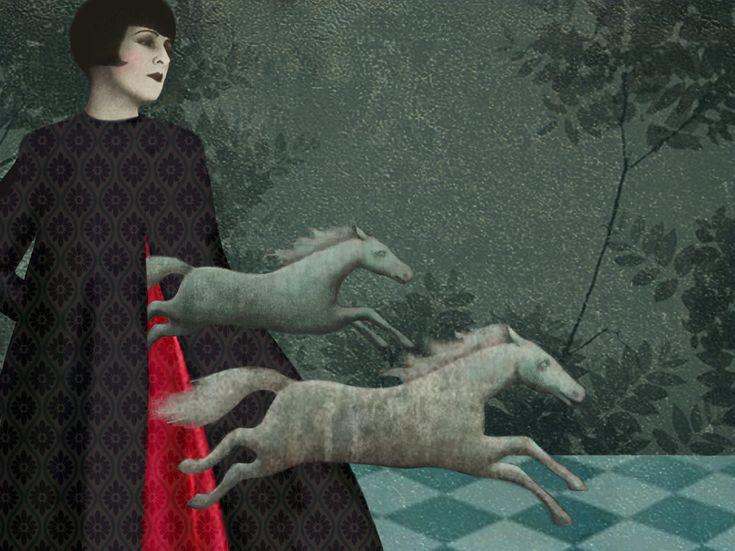 Daria Petrilli - Escape from the dream -