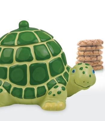 Turtle Cookie Jar